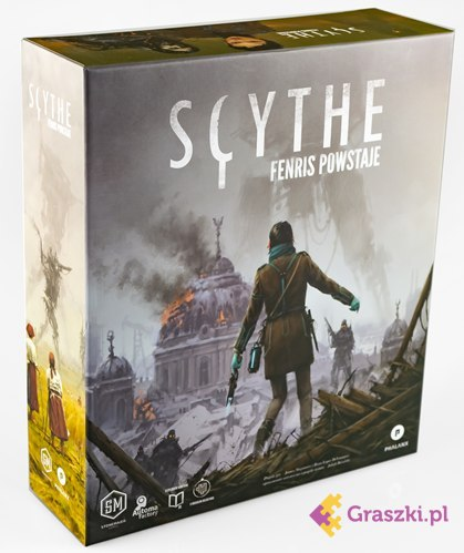 Scythe: Fenris powstaje (PL) darmowa dostawa | Phalanx